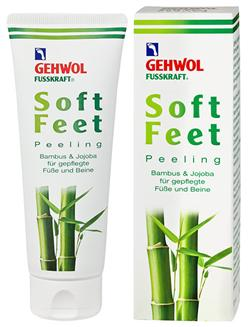 Soft Feet Scrub Gewol 125 ml